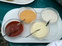 Sauce - aides culinaires