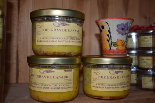 Foie gras entier de canard - made in France
