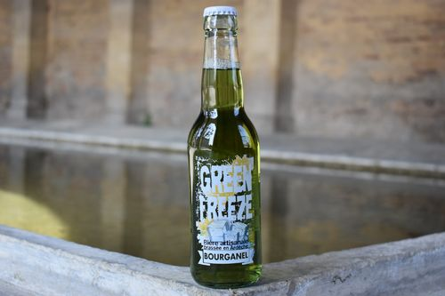Green Freeze - 33 cl - Produits du terroir