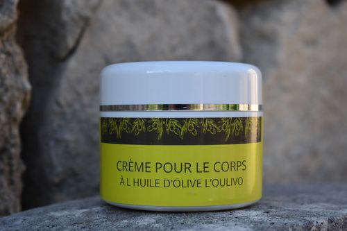 Crème corps - les cosmétiques made in France